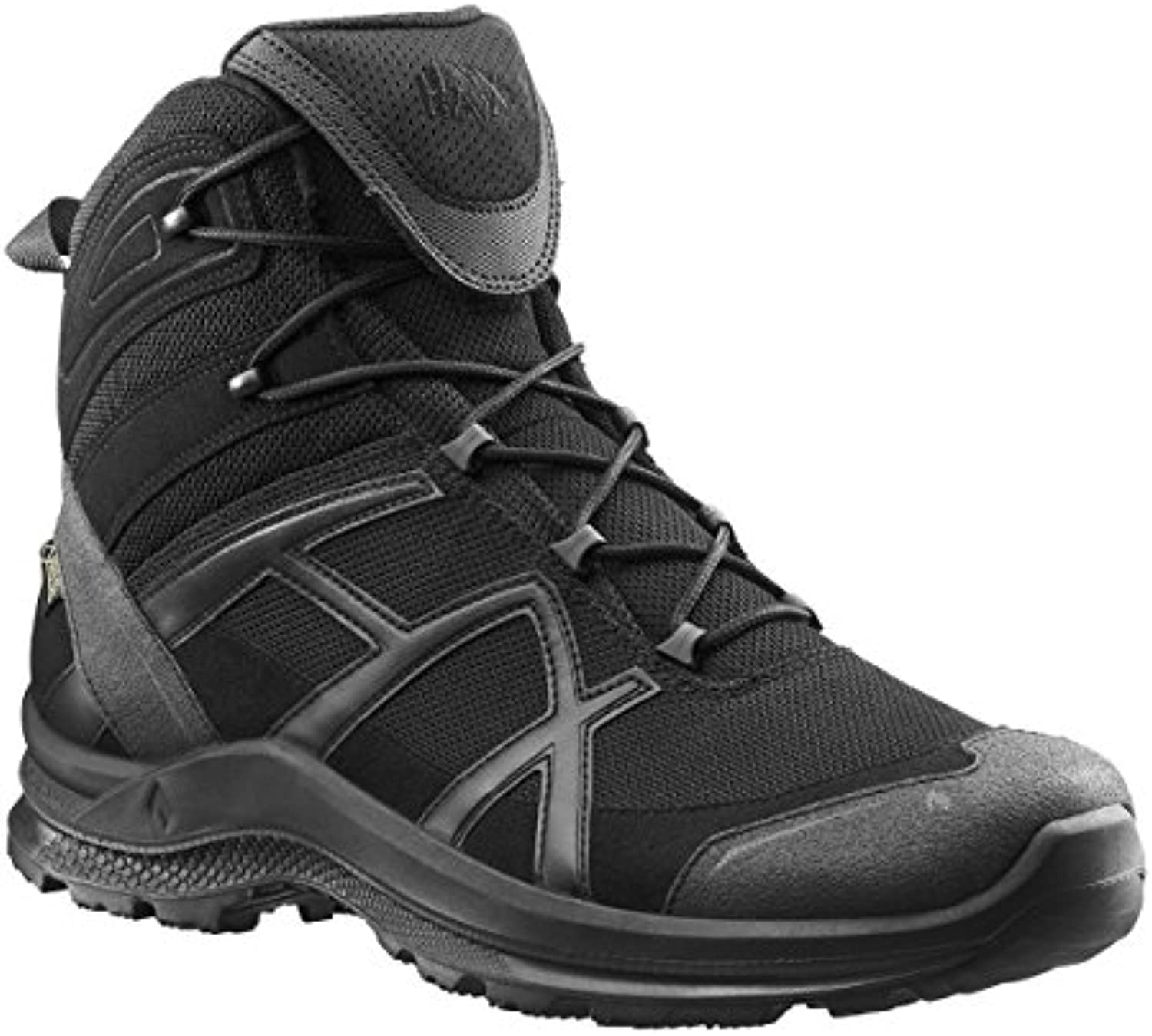 Haix Black Eagle Athletic mid Funktionsschuhe  Farbe:schwarzSchuhgröße:41.5 UK 7.5