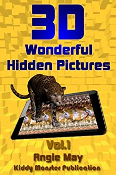 3D Wonderful Hidden Picture Vol.1 by [Angie May]