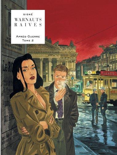 Après-guerre - tome 2 - Blocus