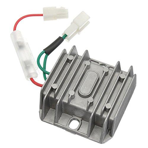 DADEQISH Rectificador AVR regulador voltaje motor