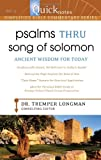 Quicknotes Simplified Bible Commentary Vol. 5: Psalms Thru Song of Solomon (Quicknotes Commentaries)
