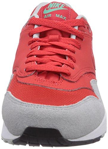 Nike - 537383-600, sneakers da uomo (rot - grau)