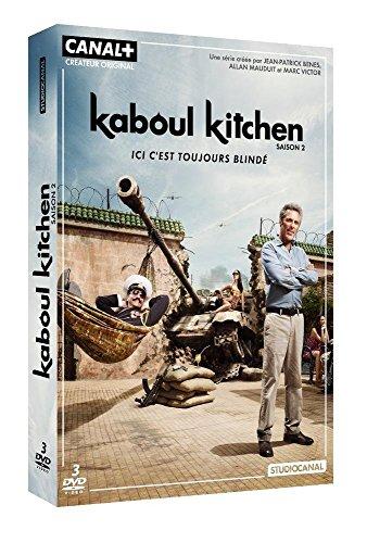Coffret kaboul kitchen, saison 2 [FR - Kaboul Kitchen