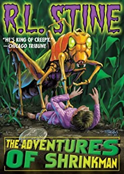 The Adventures of Shrinkman by [Stine, R.L.]