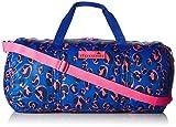 Adidas Sport Tasche Stella Sport Teambag Leopard, Blu, 62x 31x 31cm, 50Litri, aa8688