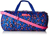 adidas Sporttasche Stellasport Teambag Leopard, Blau, 62 x 31 x 31 cm, 50 Liter, AA8688