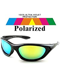 Polarized Carp, Fly, Sea Fishing Sunglasses & Case 717