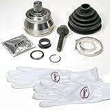 Autoparts-Online Set 60006194 Gelenksatz Antriebswelle + Achsmanschette + Zubehör für Vorne/für die Vorderachse