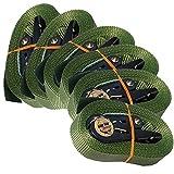 6 cinghie con cricchetto, colore e lunghezza a scelta