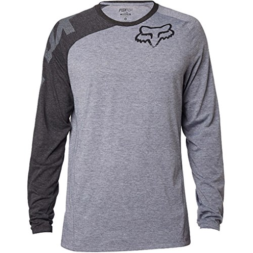 fox-distinguish-ls-tee-men-heather-graphite-grosse-s-2016-longsleeve