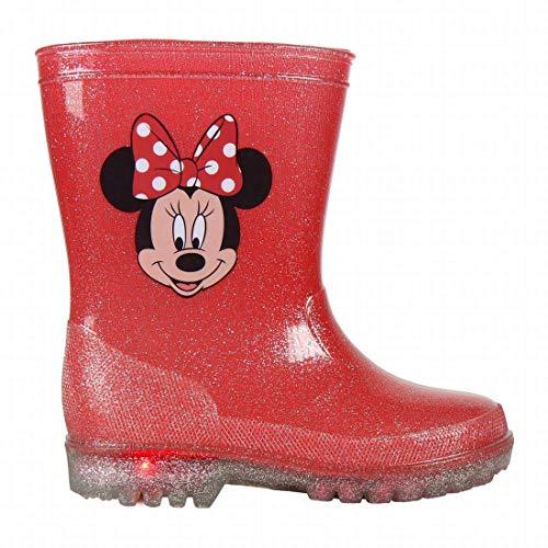 Botas de Agua con Luces de Minnie Mouse 25