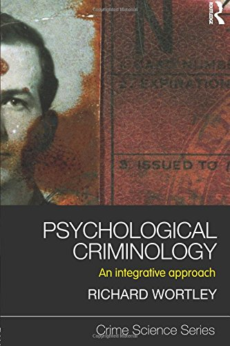 Psychological Criminology Cover Image