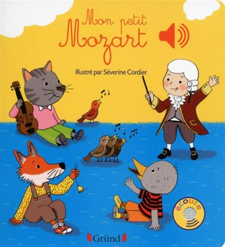 Mon petit Mozart par Emilie COLLET