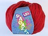 Lana Grossa Ragazza Lei 033 Rot 50g Wolle
