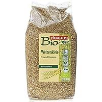 Bio rinatura Weizenkleie, 5er Pack (5 x 250 g)