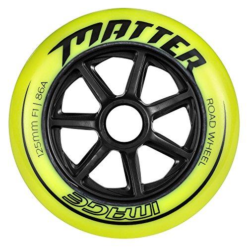 Matter Image 125 mm F1 (86a) Speedskating-Inline-Skate-Rolle