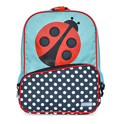 Little JJ Cole Toddler Backpack Lady Bug by JJ Cole