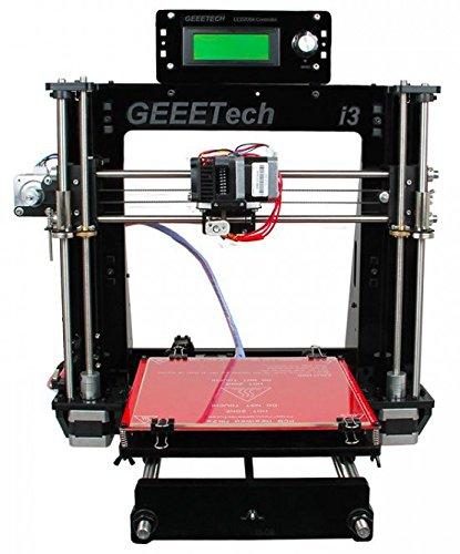 Impresora Acrílica 3D Geeetech Prusa I3 Pro B Kit, Impresora 3D Sin...
