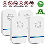 XFJ Ultrasonic Pest Repeller, Mouse & Rat Control, Electronic mice repellent, Pest Repellent