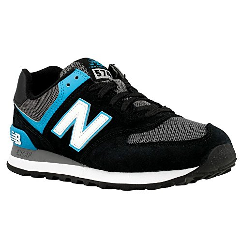 New Balance - WL574 - Couleur: Noir - Pointure: 37.5