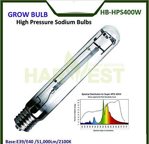 Norma-de-la-UE-E40-400-W-Super-lmenes-bombillas-de-sodio-de-alta-presin-crecimiento-lmpara-de-crecimiento-de-plantas-luces-HPS-para-floracin-Paquete-de-2-24000h-vida