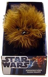 Joy Toy 100226 - Chewbacca sprechender Plüsch 23 cm in Displaybox