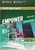 Cambridge English Empower for Spanish Speakers B1+ Student's Book with Online Assessment and Practice