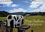 Witzige Briefkästen – Schreib mal wieder (Tischkalender 2016 DIN A5 quer): Die witzigsten Briefkästen aus Neuseeland mit coolen Sprüchen (Monatskalender, 14 Seiten ) (CALVENDO Natur)