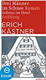 Erich Kästner wieder entdecktErich Kästners zeitloser Bestseller Drei Männer im Schnee mit einem Umschlag von Hans Traxler - und mit der wieder entdeckten Erzählung Inferno im Hotel, die jetzt zum ersten Mal in einem Buch erscheint! Im Sommer 1927 sa...