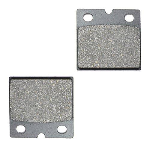 Preisvergleich Produktbild Vorderseite Right Disc Bremsbelge Semi Metallic fit for QUADZILLA ATV RL500 RL 500 Buggie 08 09 2008 2009 1 Pair(2 Pads)