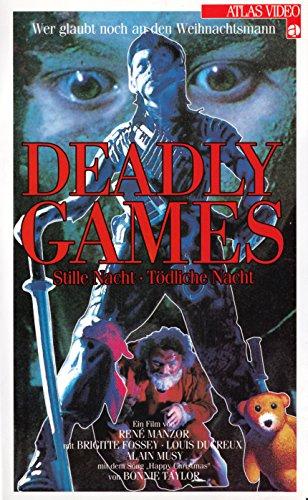 Produktbild Deadly Games [VHS]