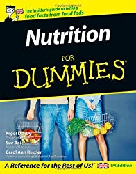 By Nigel Denby Nutrition For Dummies [Paperback]