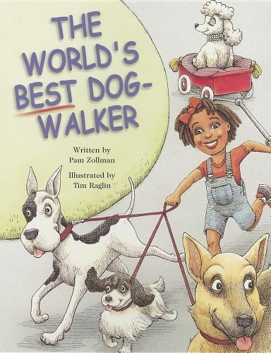 Steck-Vaughn Pair-It Books Proficiency Stage 5: Individual Student Edition The World's Best Dog-Walker by STECK-VAUGHN (1999-11-01) -