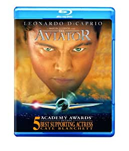 The Aviator [Blu-ray] [2004] [US Import] [Region A]