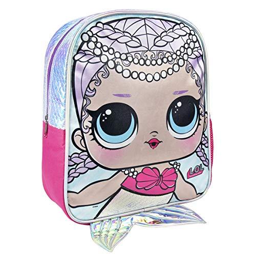 �dchen Tasche | Rucksack | Handtasche | Einzigartiges Groß für Feiertage u. Zurück zu Schule! | Merbaby Rucksack! | ()