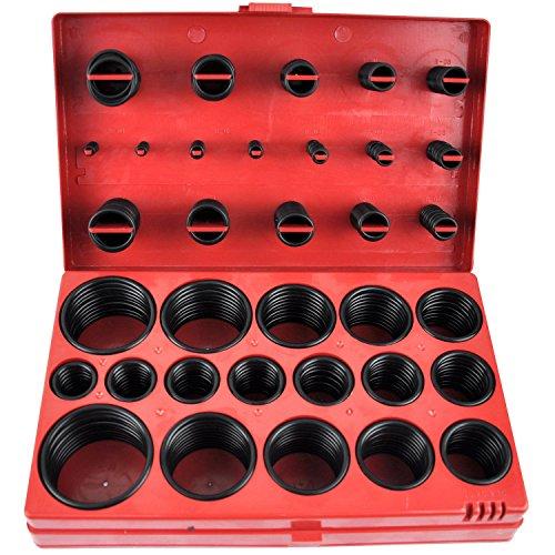 Vivo © 419 Rubber O Ring Oring Seal Plumbing Garage Set Kit 32 Sizes With Case 419pc Test