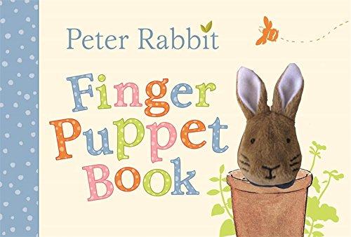 Peter Rabbit Finger Puppet Book (PR Baby books) por Beatrix Potter