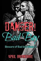 Danger! Bad Boy (Beware of Bad Boy) by April Brookshire (2014-05-31)