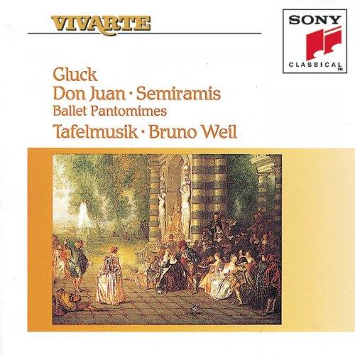 Don Juan/Semiramis-Ballet Musi