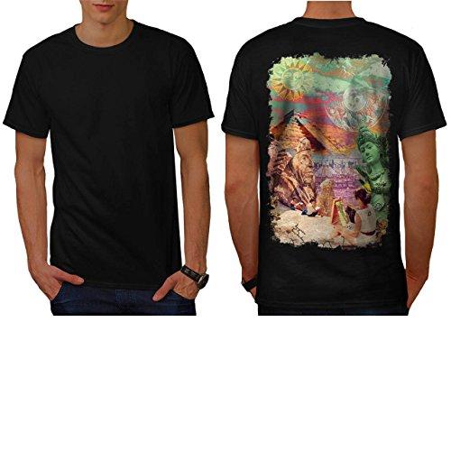 wonders-of-world-artist-maker-men-new-black-m-t-shirt-back-wellcoda