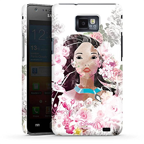 DeinDesign Handyhülle kompatibel mit Samsung Galaxy S2 Hülle Premium Case Disney Pocahontas Geschenke Fanartikel