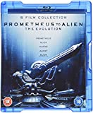 Prometheus to Alien: The Evolution Box Set (8-Disc Blu-Ray Set) [UK Import]