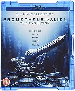 Prometheus to Alien: The Evolution Box Set (8-Disc Set) [1979] (B00AHCKLIM) | Amazon price tracker / tracking, Amazon price history charts, Amazon price watches, Amazon price drop alerts