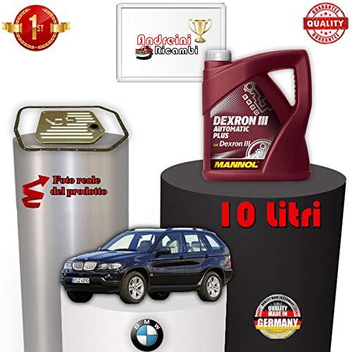KIT FILTRO CAMBIO AUTOMATICO E OLIO E53 X5 4.4 i 210KW 2005 -> 2006 1053