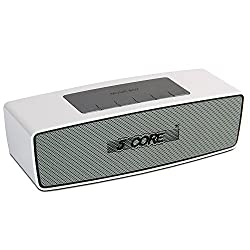 5 Core Portable wireless Rechargeable Personal Speaker System with Hands-free Bluetooth Speakerphone, USB, TF, SD Card and Aux, Headphones input, Highly-compatible with Bluetooth-enabled digital devices.