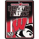 NCAA Abonnements Metall Parken Schild