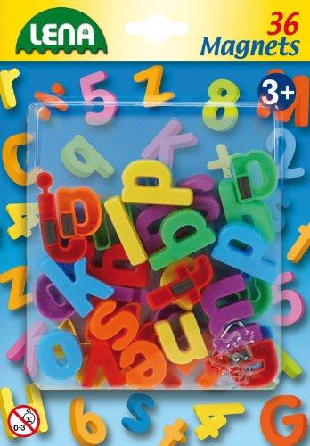Lena Magnet Kleinbuchstaben Set