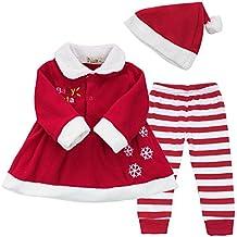 tenue noel bebe Amazon.fr : costume noel bebe fille tenue noel bebe