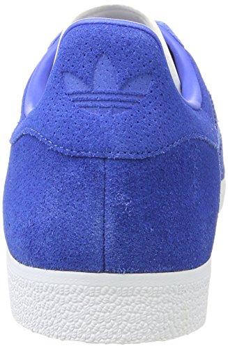 adidas Herren Gazelle Sneakers Blau (Blue/blue/gold Metallic)