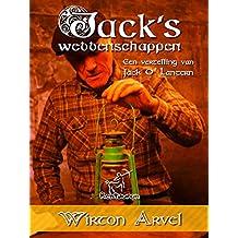 Jack's weddenschappen: Een Keltische sage dat geïnspireerd is op de legende van Jack O' Lantern en het Keltische feest Samhain en Halloween